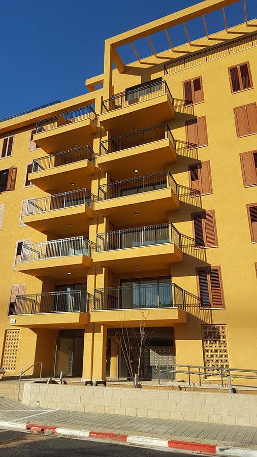 דירת 4 חדרים במרכז יפו