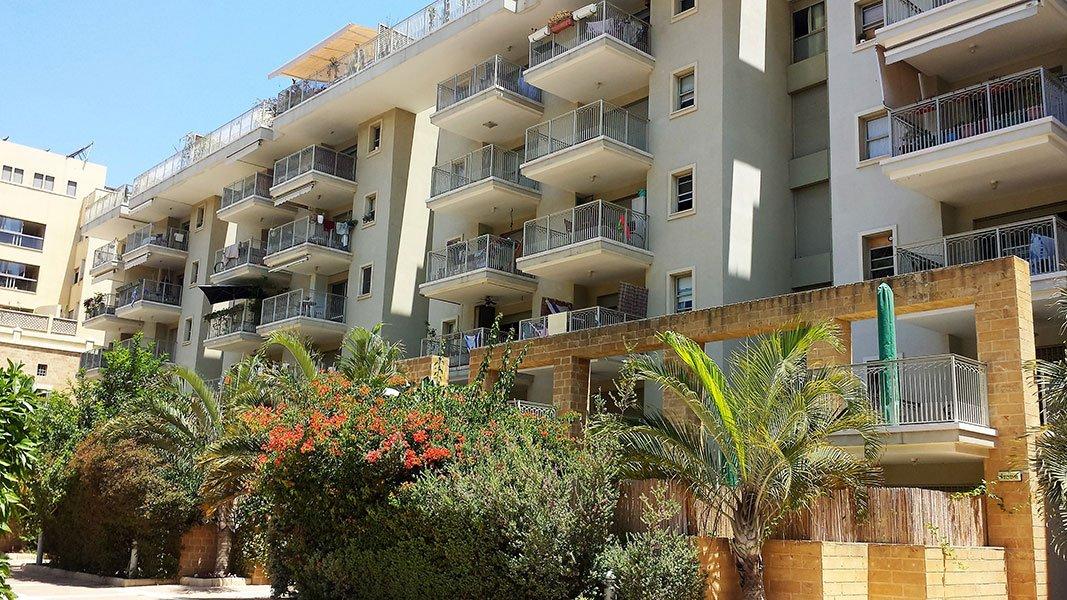 """דירת גן 3 חדרים בפרוייקט הרובע 3,150,000 ש""""ח"""