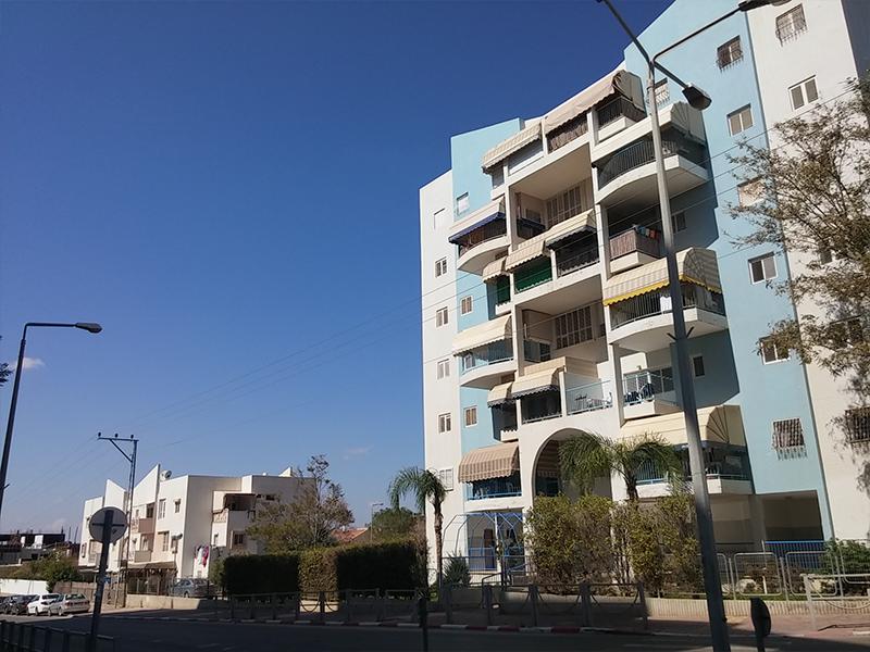 באר שבע פרויקט גבעת נוף 110 יחידות דיור בשכונה ו החדשה