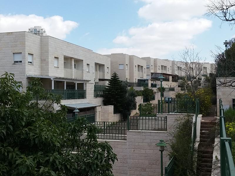מודיעין פרויקט גני חן 156 יחידות דיור במתחם השמשוני
