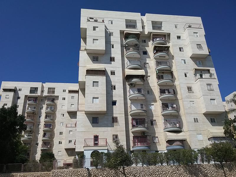 באר שבע פרויקט מגדלי נוף 324 יחידות דיור + שטחי מסחר בשכונה ו