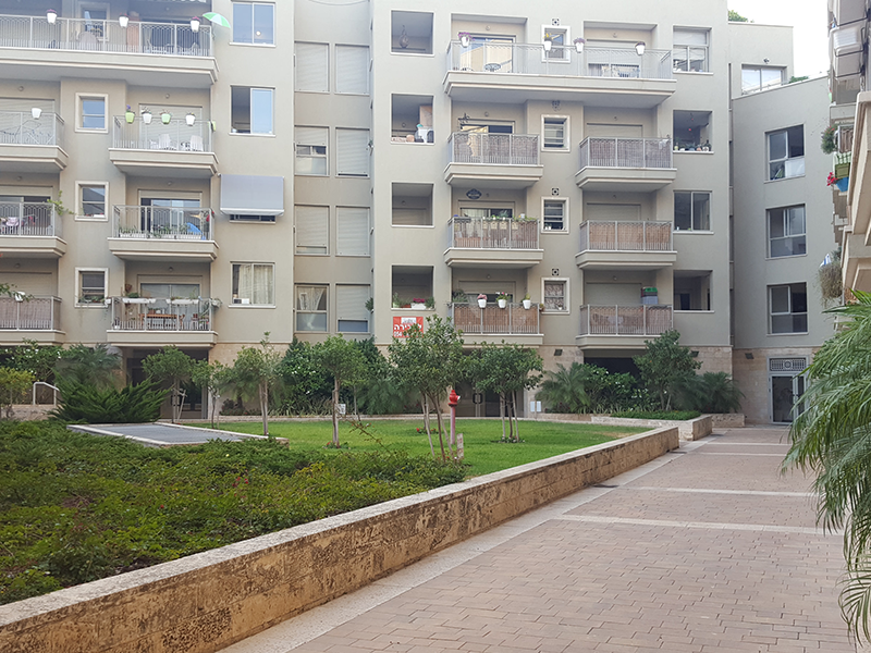 פרוייקט הרובע ביפו 259 יחידות דיור + שטחי מסחר
