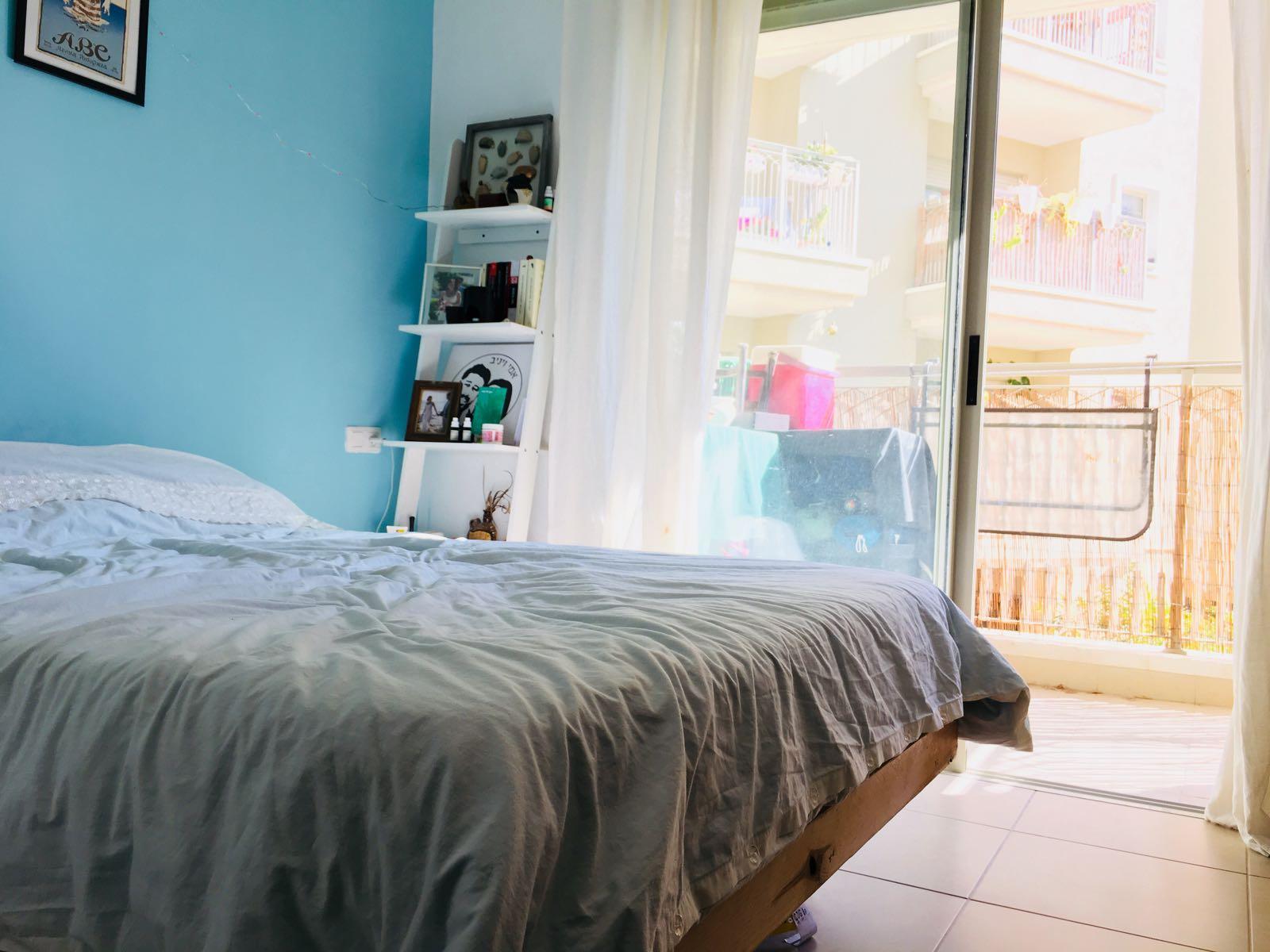 """דירת 2.5 חדרים ברובע - 5,300 ש""""ח"""