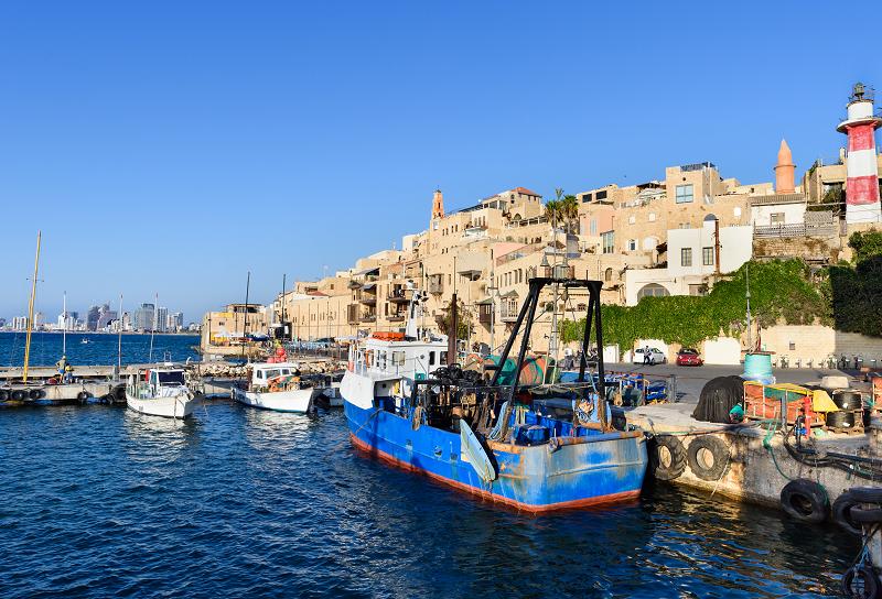 בתים ודירות מול הים ביפו