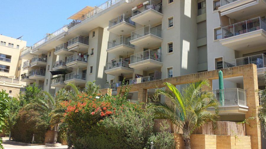 """דירת 3 חדרים בפרויקט הרובע - בצמוד לשוק הפשפשים 2,700,000 ש""""ח"""