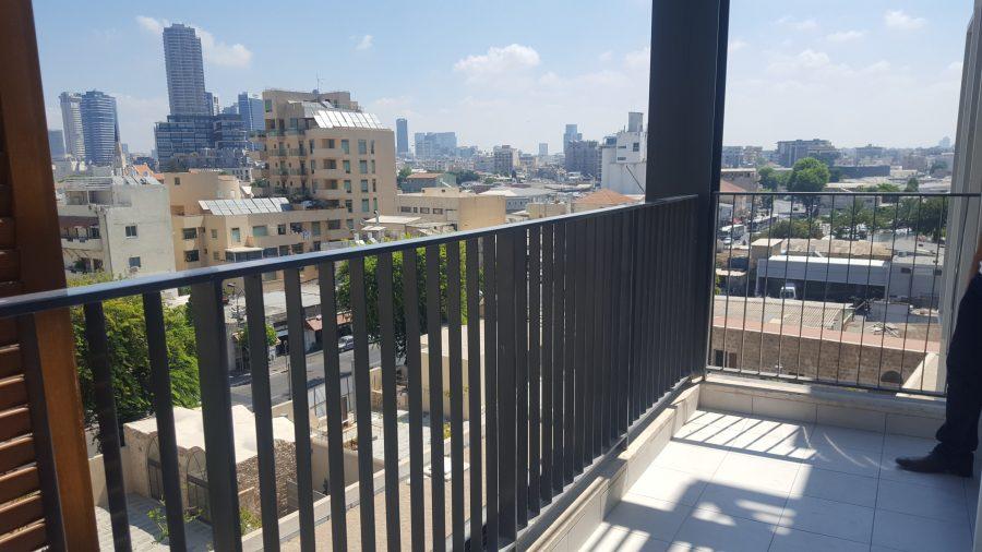 "דירת 3 חד' בצפון יפו - פרויקט ""נויה"" - 7,500 ש""ח"