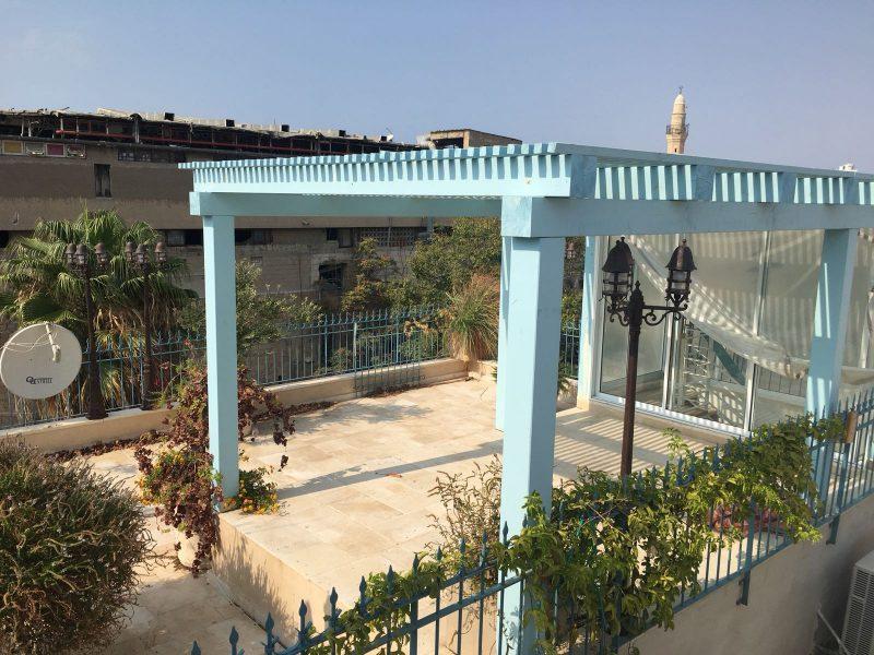 דירת גג בעיר העתיקה