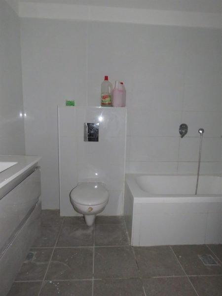 שירותים ואמבטיה