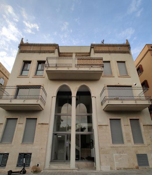 4 חד' בבניין מודרני בעג'מי