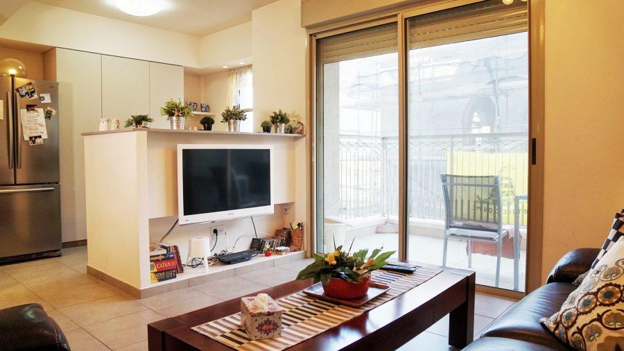 דירת 2.5 חדרים מושקעת ברובע