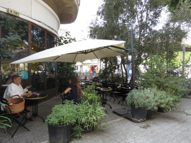 בית קפה שכונתי