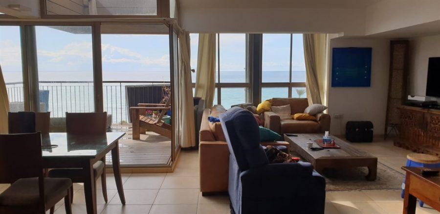 פנטהאוז עם נוף מדהים לים