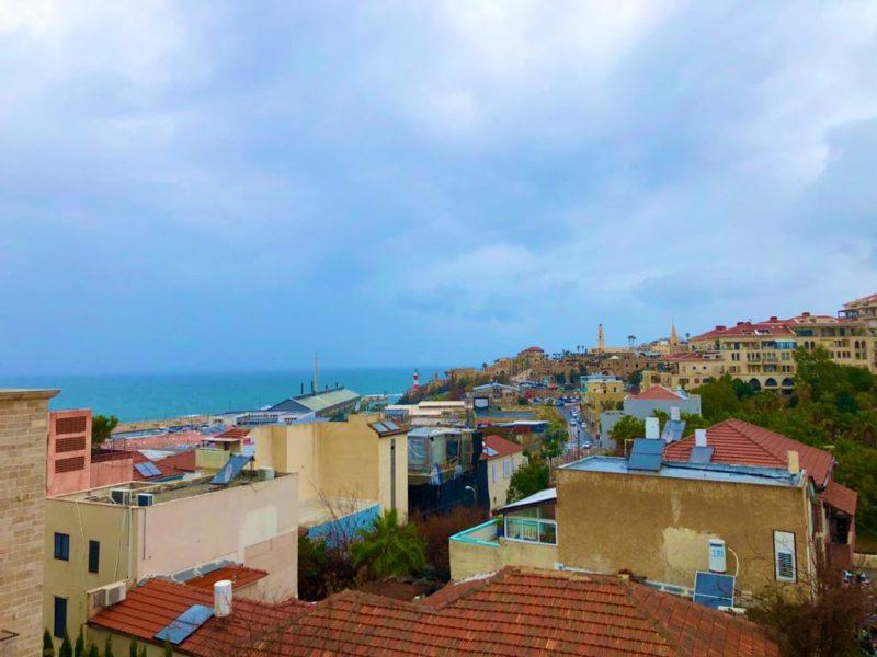 דירת דופלקס בשכונת עג'מי