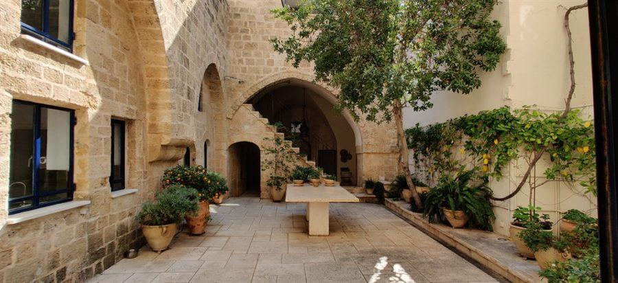 ארמון יפואי בעיר העתיקה