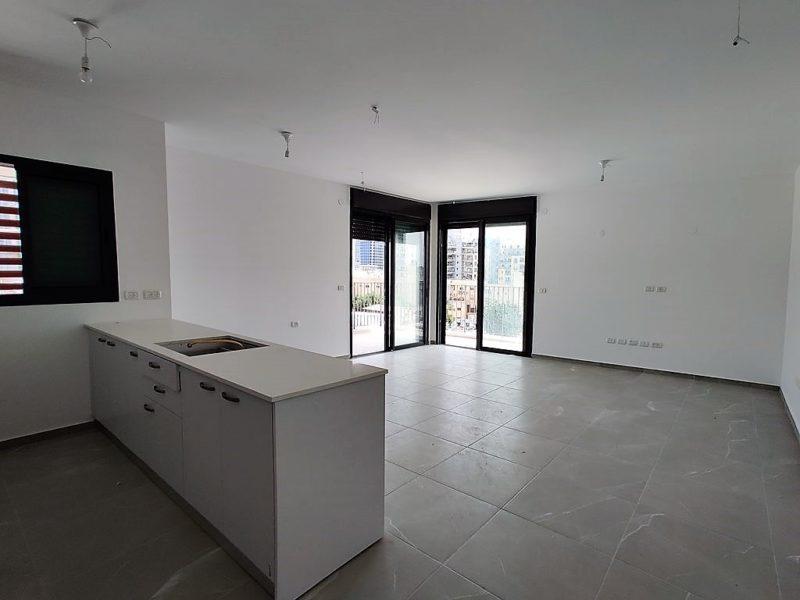 דירה חדשה מקבלן בפלורנטין
